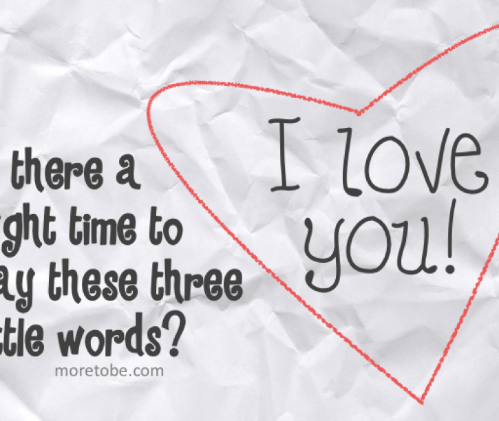 "When Should My Boyfriend Say ""I Love You""?"