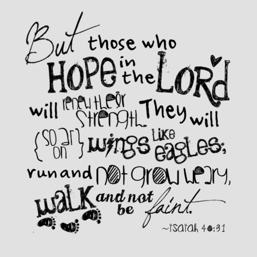 Isaiah 40 31 Isaiah 40 31 Tumblr Isaiah 40