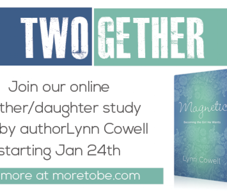 {Week 1} TWOgether: Before We Get to THE Guy