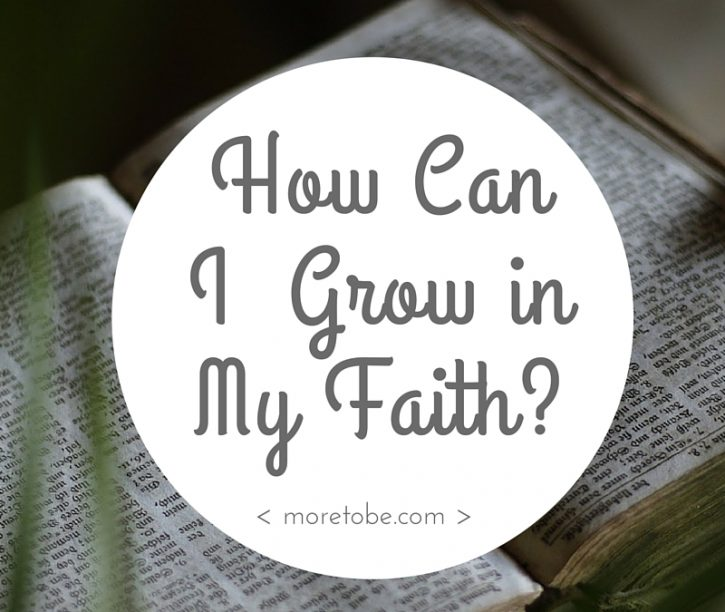 How Do I Grow in My Faith When I'm Too Busy to Read the Bible?