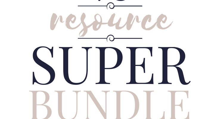 48 Resource Super Bundle