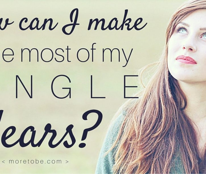 The Importance of Investing In Your Single Years
