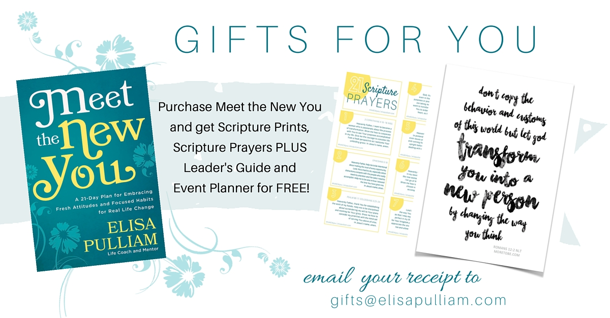 Meet the New You Gifts with Purchase
