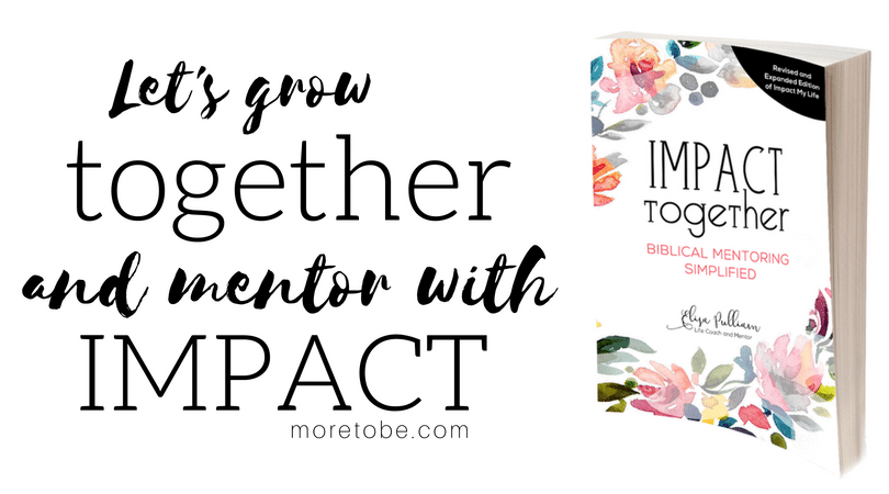 Let's grow together and mentor with impact.