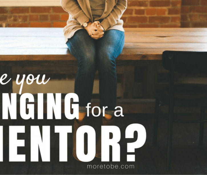 Is Biblical Mentoring Happening in Your Life?
