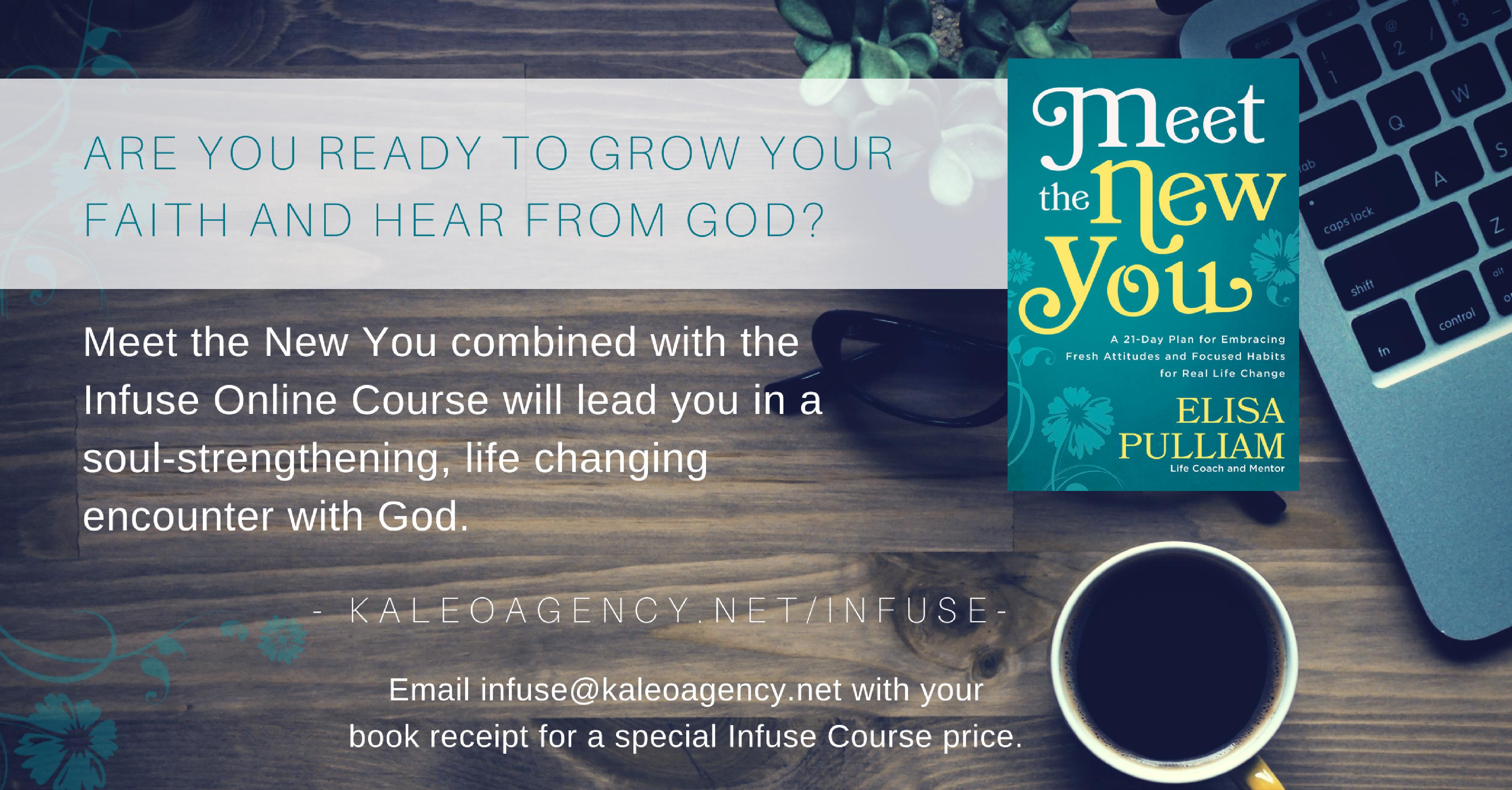 Are you ready to grow your faith?