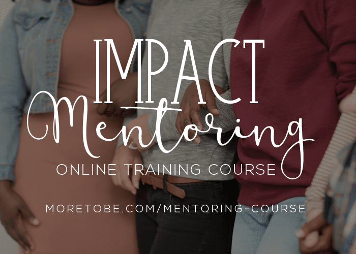 Impact Mentoring Online Training Course