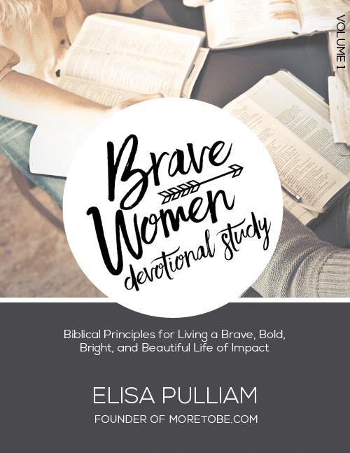 Brave Women Devotional Study