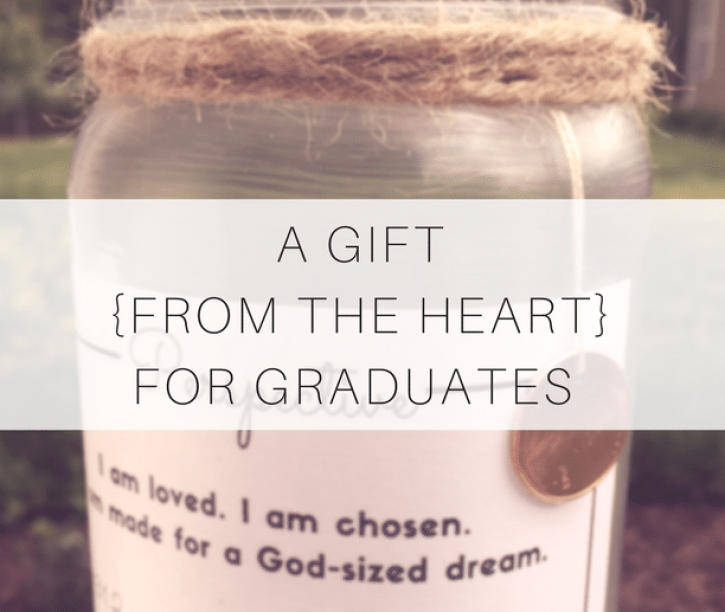 A Gift from the Heart for Graduates