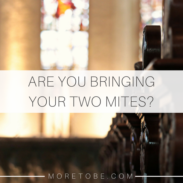 Are you brining your two mites?