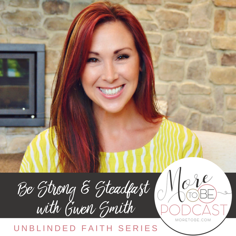 Gwen Smith on the More to Be Podcast