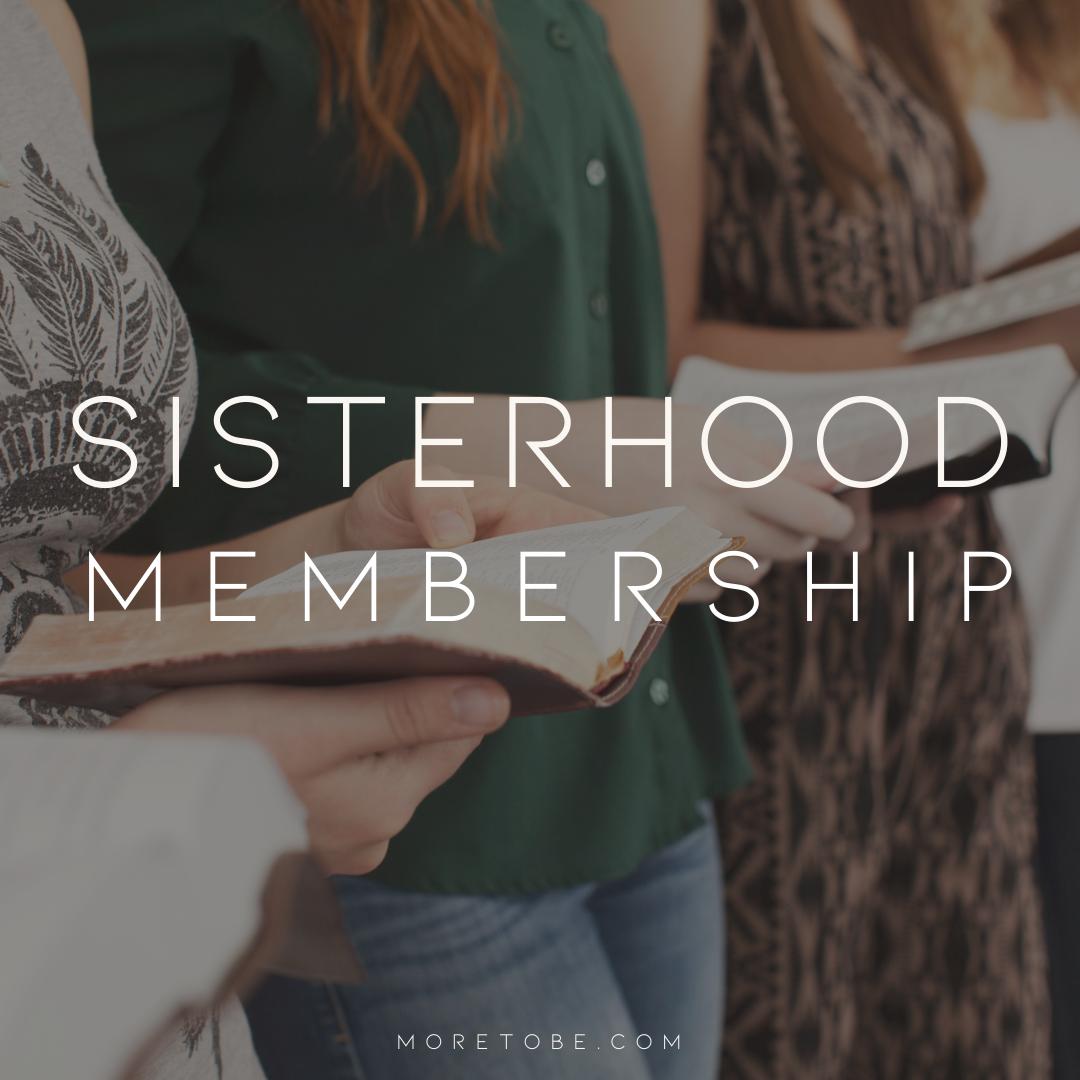 Sisterhood Membership