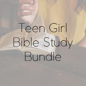 Teen Girl Bible Study Bundle