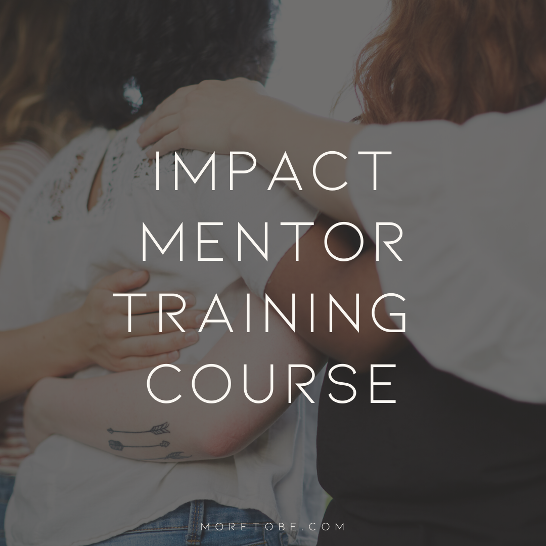 Impact Mentor Training Course