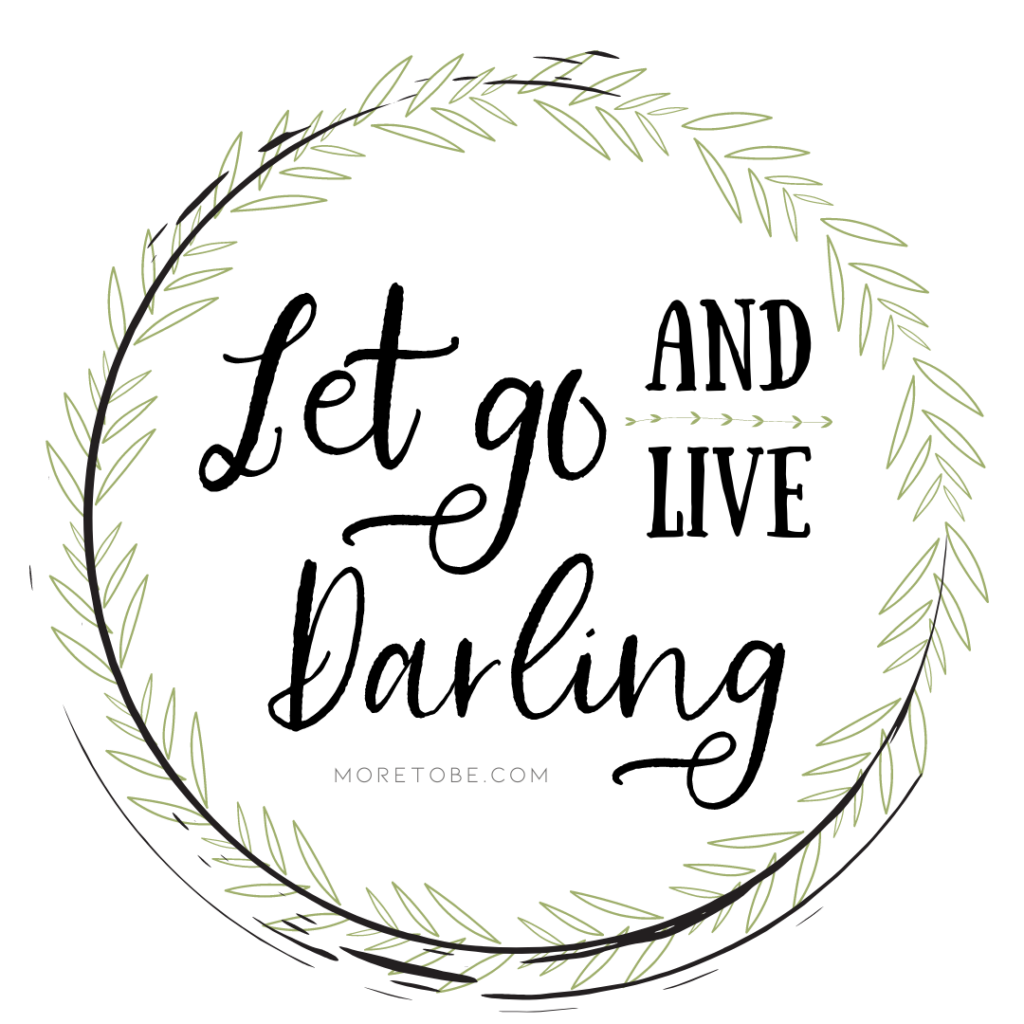 Let Go and Live Bible Study