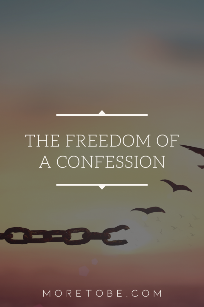 The Freedom of a Confession
