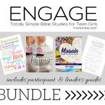ENGAGE Bible Study for Teen Girls Bundle