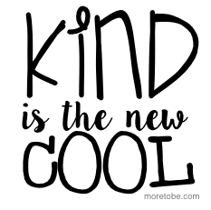 Image result for kind is cool