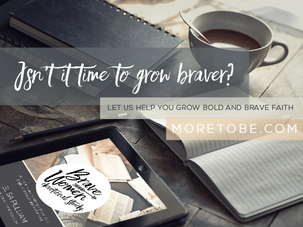 Isn't time to grow braver?